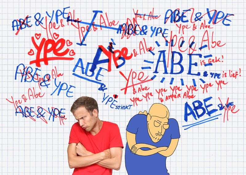 Abe & Ype
