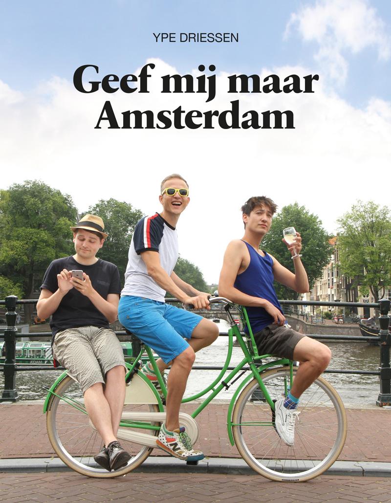 Geef mij maar Amsterdam