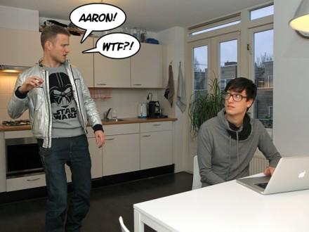 De oude Aaron