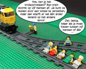 De talrijke trolleyproblemen